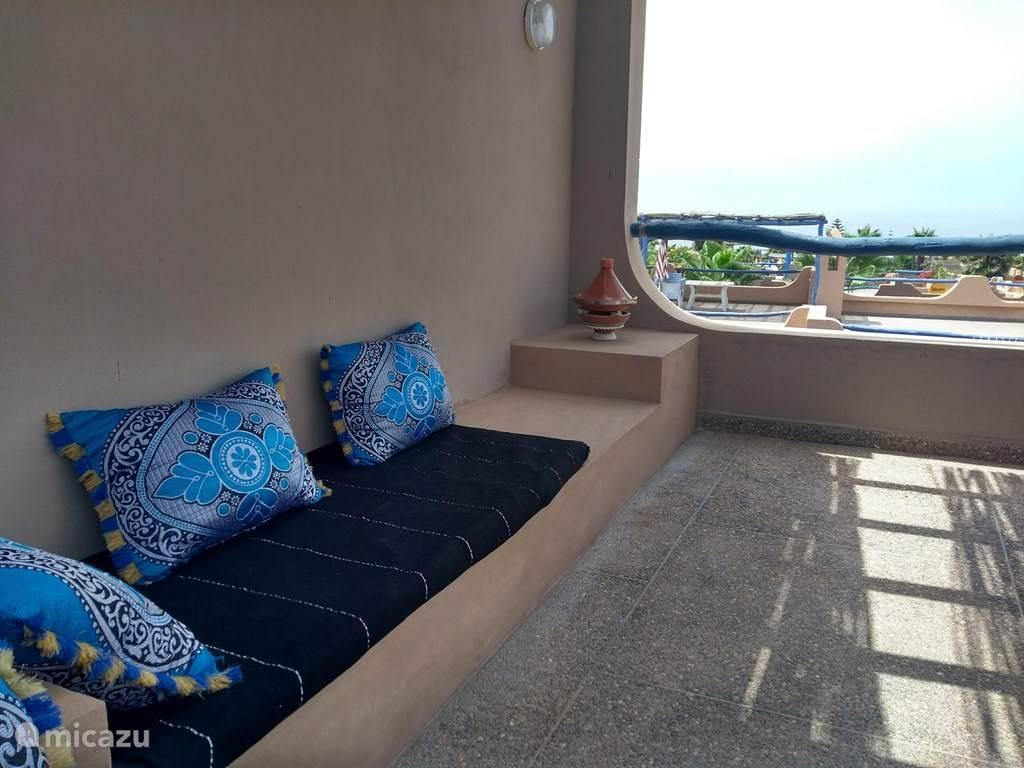 Vakantiehuis Marokko, Atlantische Kust, Mirleft Villa Villa 202 Domaine Club Evasion