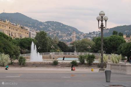Place du Massena Nice