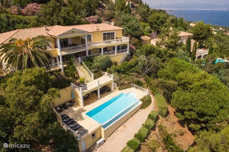 Vakantiehuis Frankrijk, Côte d´Azur, Les Issambres Villa Villa Les Issambres