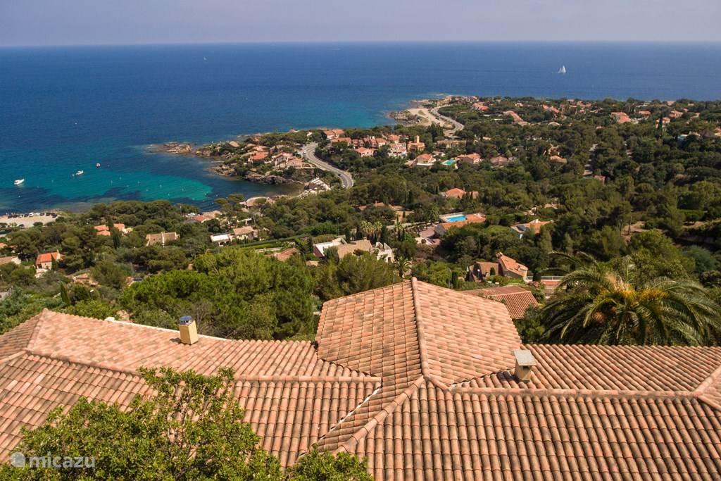 Villa met zeezicht
