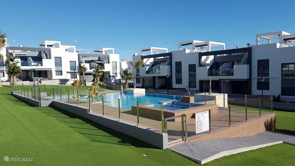 Vakantiehuis Spanje, Costa Blanca, Torrevieja - appartement Oasisbeach9-31