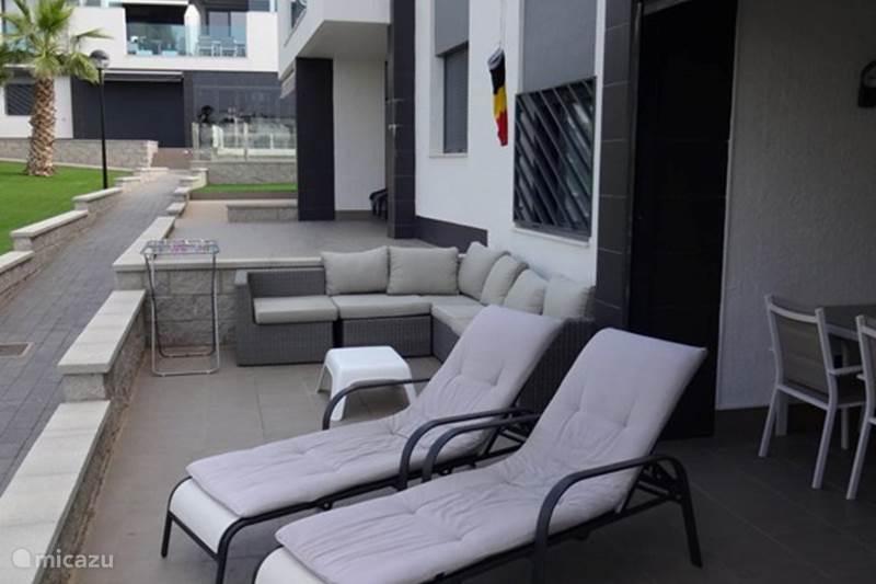 Vakantiehuis Spanje, Costa Blanca, Torrevieja Appartement Oasisbeach9-31