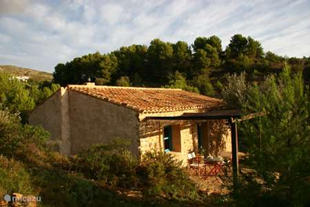 Vakantiehuis Spanje, Costa Blanca, Lliber gîte / cottage Huis 'La Ruina'