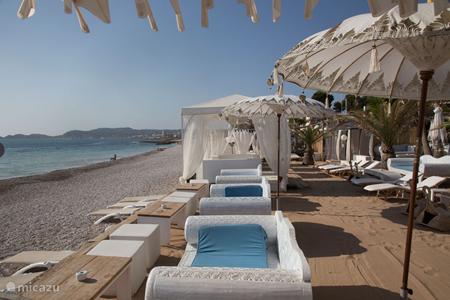 Strandbar La Siesta in Javea