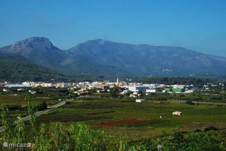 De Jalón vallei