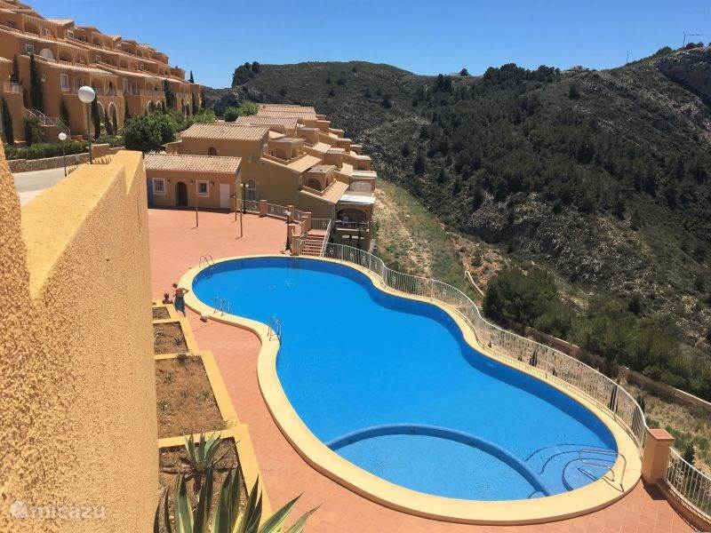 Vakantiehuis Spanje – appartement Monte Amigo