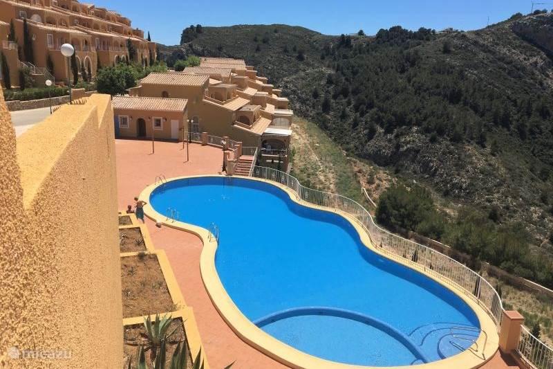 Vakantiehuis Spanje, Costa Blanca, Cumbre del Sol Appartement Monte Amigo