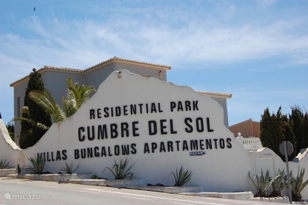 Vakantiehuis Spanje, Costa Blanca, Benitachell Appartement Monte Amigo