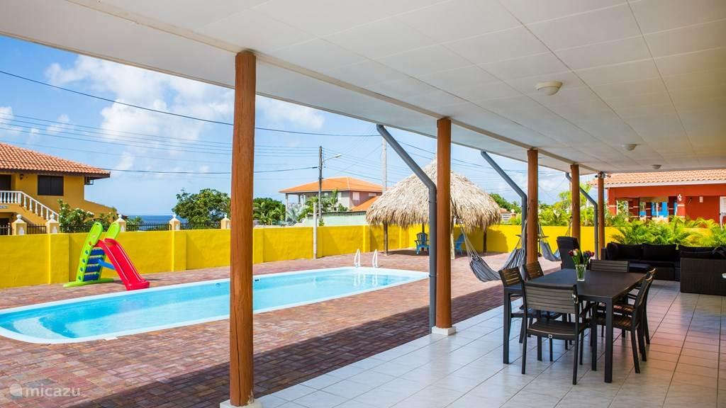 Vacation rental Curaçao, Banda Abou (West), Westpunt Villa Villa Finisterre