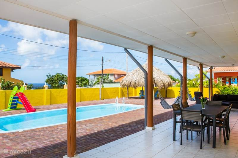 Vacation rental Curaçao, Banda Abou (West), Westpunt Villa Villa Finisterre