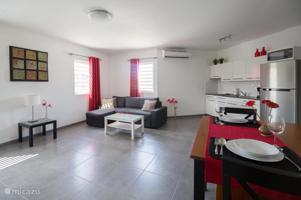 Vakantiehuis Curaçao, Curacao-Midden, Willemstad Appartement Résidence L' Orangerie 15-C