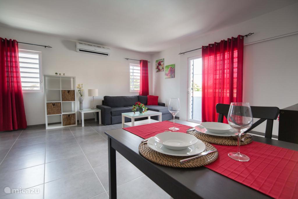 Vakantiehuis Curaçao, Curacao-Midden, Willemstad appartement Résidence L' Orangerie 15-E