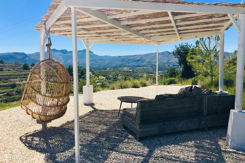 Vakantiehuis Spanje, Costa Blanca, Benissa Finca Finca Marrancho