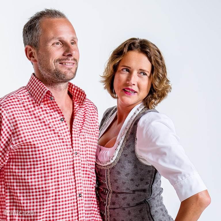 Lennart & Mignon ten Have