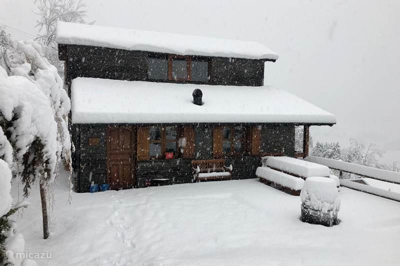 Vakantiehuis Spanje, Spaanse Pyreneeën, Alp Chalet Chalet La Molina