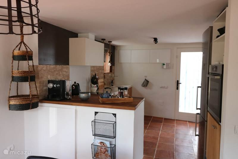 Vacation rental Spain, Costa Daurada, L'Ampolla Holiday house New: Casa Mi Favorito