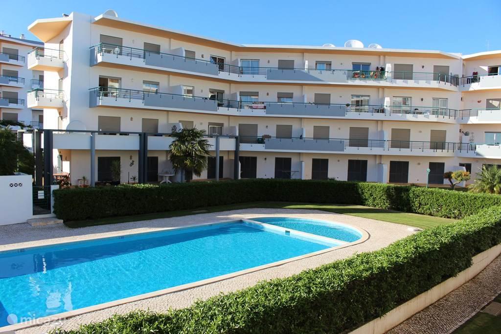 Vakantiehuis Portugal – appartement Apartement Lagos Meia Praia Casadani