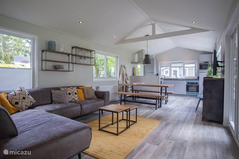 Vakantiehuis Nederland, Utrecht, Rhenen Chalet Luxe zespersoons vakantiewoning - 39