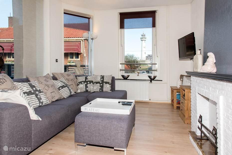 Vakantiehuis Nederland, Noord-Holland, Egmond aan Zee appartement Vakantiewoning Strandzicht-Egmond I