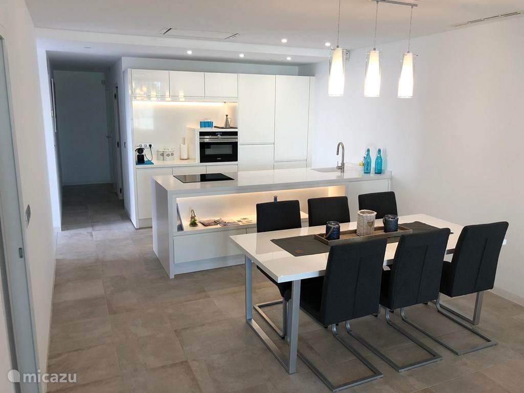 Vakantiehuis Spanje, Costa Blanca, Albir appartement Dimalbirpark Gelijkvloers A