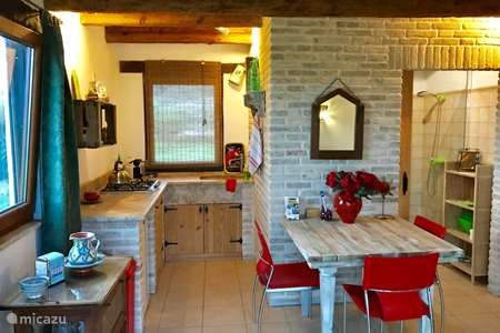 Vakantiehuis Spanje, Costa Blanca, Dénia bungalow Casita Mariposa
