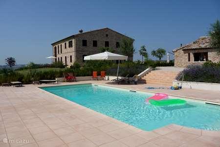 Ferienwohnung Italien – villa Villa Montileo
