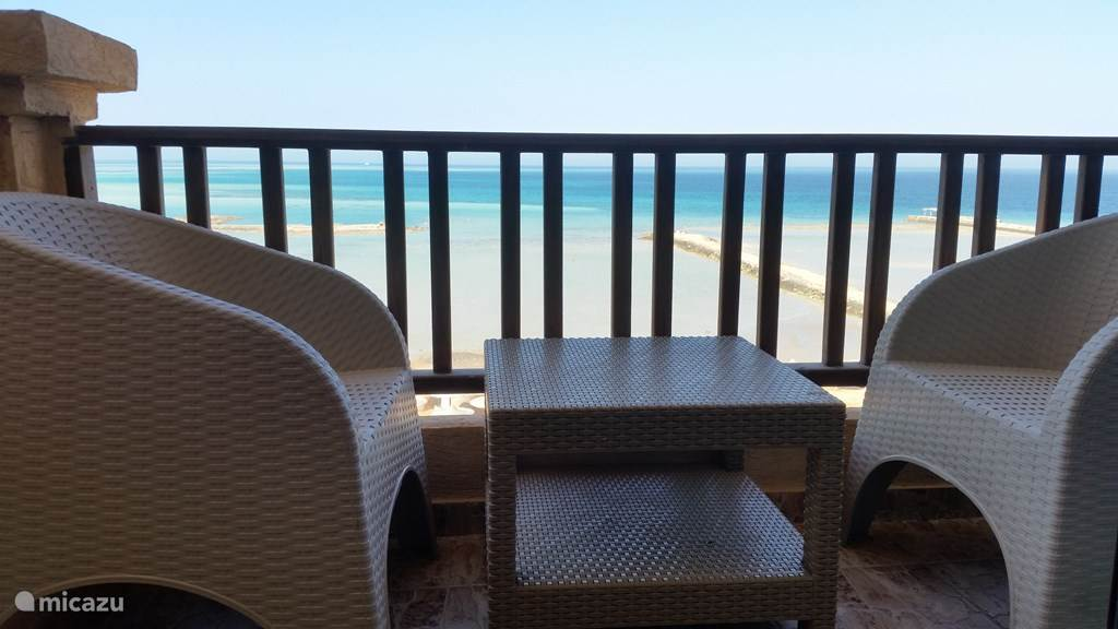 Vacation rental Egypt – apartment SeaView Residence Turtles