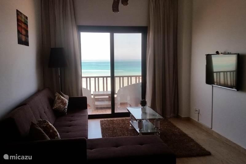 Vakantiehuis Egypte, Rode Zee, Hurghada Appartement SeaView Residence Turtles