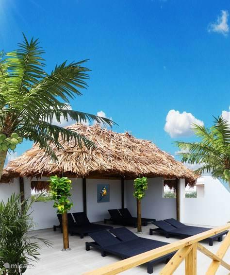 Vacation rental Curaçao, Banda Ariba (East), Mambo Beach Bed & Breakfast Sabroso Bed & Breakfast room 2