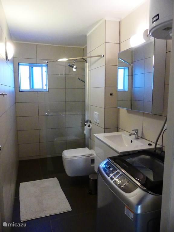 Uw badkamer met wasmachine