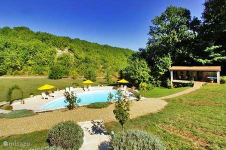 Vacation rental France, Lot, Souillac holiday house la Nouvelle Source