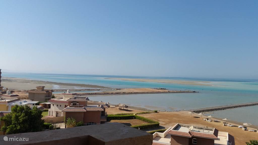 Ferienwohnung Ägypten, Rotes Meer, Hurghada Appartement SeaView Residence Turtles Studio