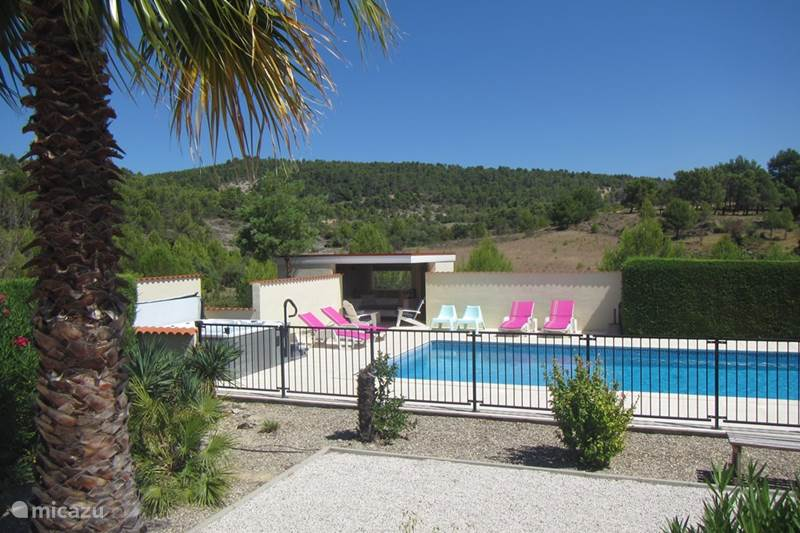 Vacation rental France, Hérault, Azillanet Villa Villa les Cavaliers