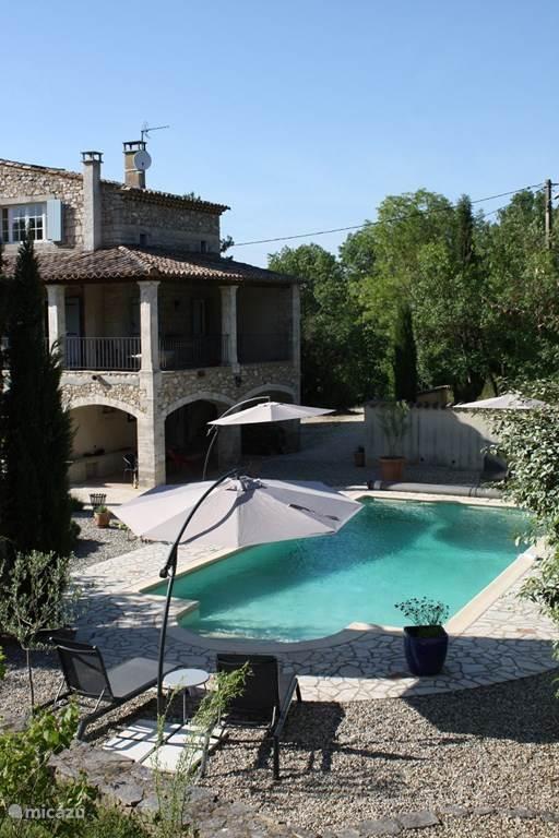 Vakantiehuis Frankrijk, Ardèche, Saint-André-de-Cruzières Gîte / Cottage Gîte Le Bel Endroit