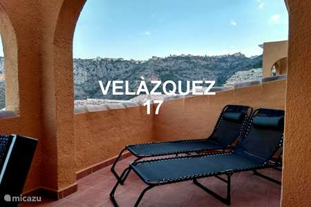 Vakantiehuis Spanje, Costa Blanca, Benitachell appartement Velasquez 17