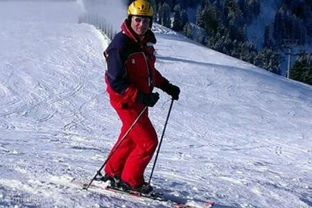 Skiën en skiles