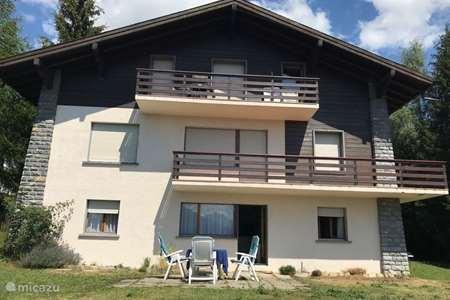 Vakantiehuis Zwitserland – appartement Maison Almani