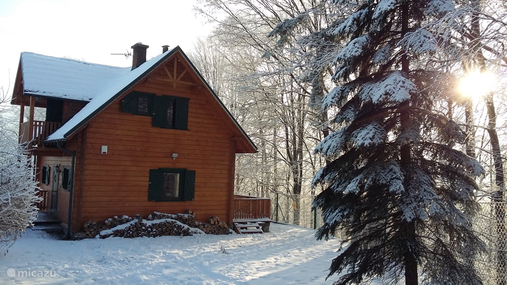Vacation rental Poland – holiday house Fortalic Wood