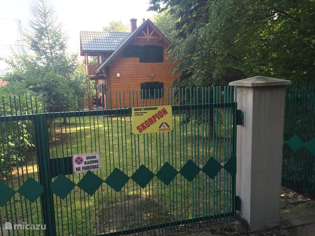 Vakantiehuis Polen, Silezië, Wegierska Górka Vakantiehuis Fortalic Wood