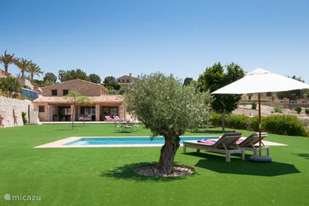 Vacation rental Spain, Costa Blanca, Benissa villa Finca Feliz
