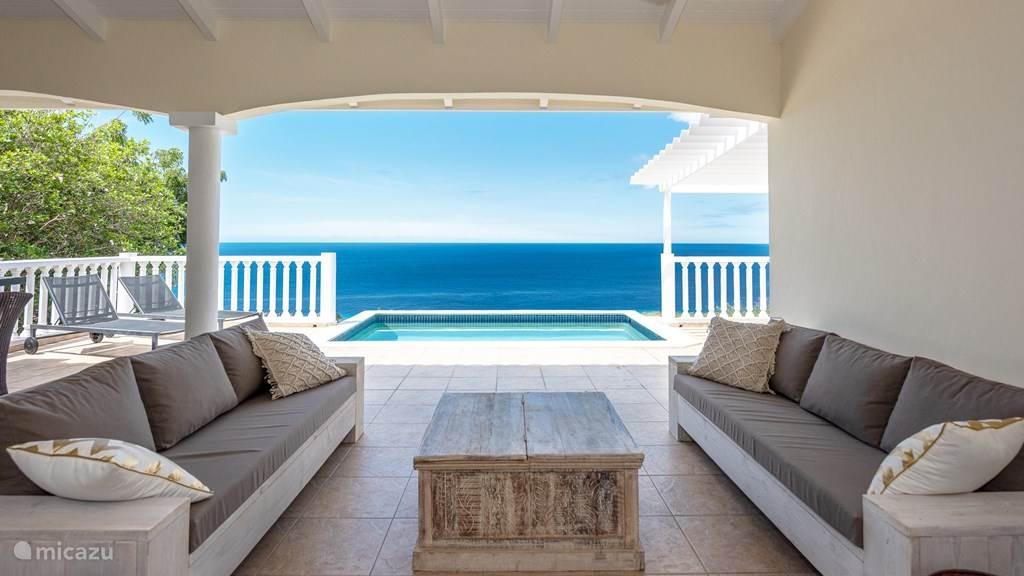Vacation rental Curaçao, Banda Abou (West), Coral-Estate Rif St.marie Villa Villa Natalya