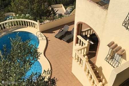 Vakantiehuis Spanje, Costa Blanca, Pedreguer - villa Casa Escaparse