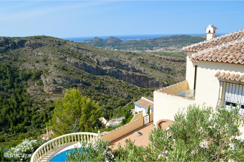 Vakantiehuis Spanje, Costa Blanca, Pedreguer Villa Casa Escaparse
