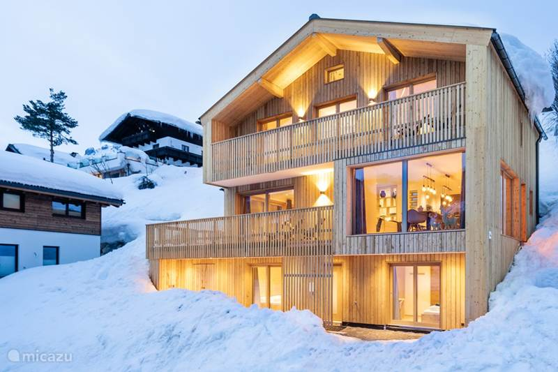 Vacation rental Austria, Salzburgerland, Muhlbach Chalet Wanderfalk Lodge