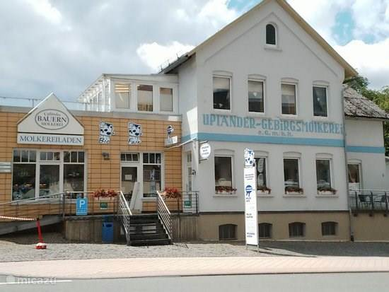 Melkmuseum in Usseln