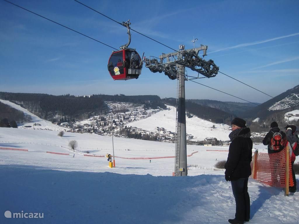 Willingen, skien