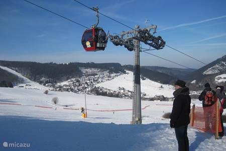 Willingen, Skifahren