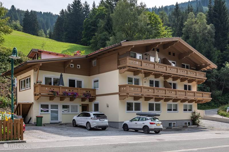 Vacation rental Austria, Salzburgerland, Dienten Apartment Haus Dienten  TOP4