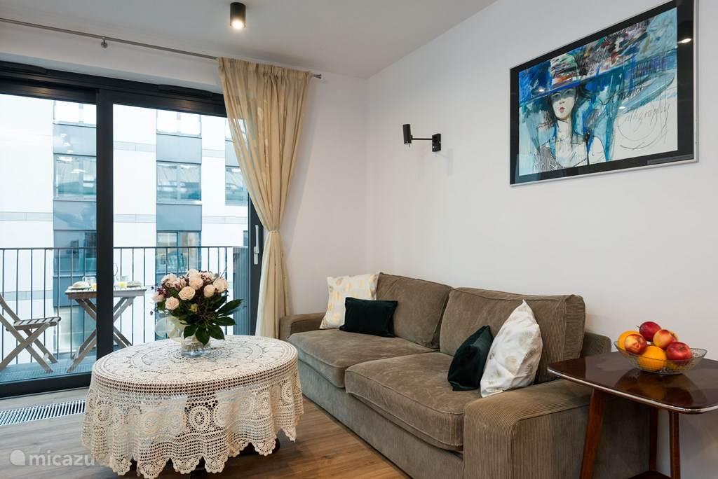 Vakantiehuis Polen, Krakau, Krakau Appartement Super locatie, prachtige woning