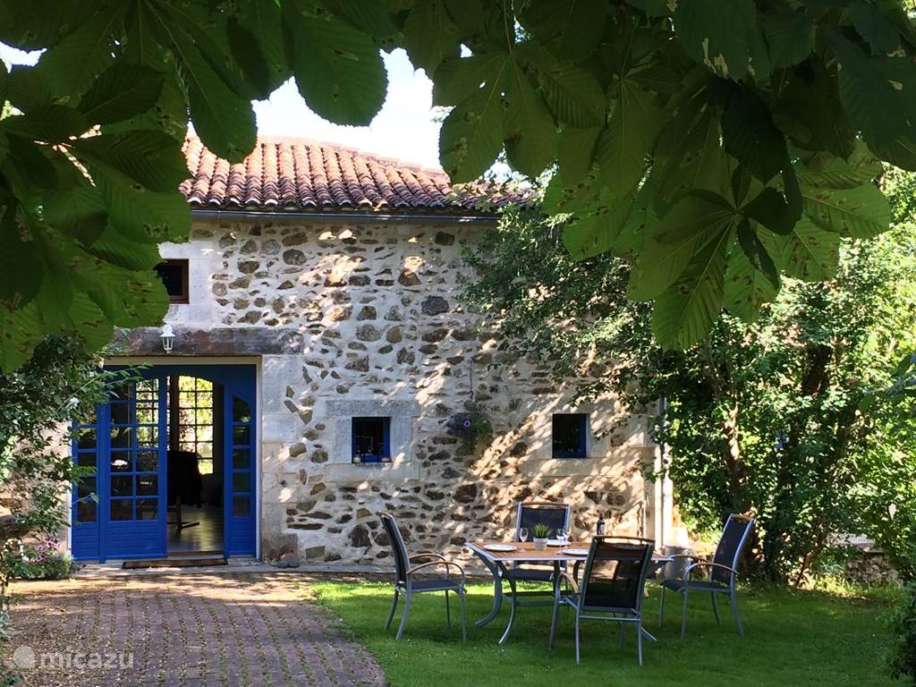 Vakantiehuis Frankrijk, Dordogne, Bussière-Badil Gîte / Cottage Gite Syrah